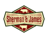 http://www.logocontest.com/public/logoimage/1436935323Sherman and James.png
