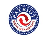 http://www.logocontest.com/public/logoimage/1450959313PATRIOT WASTE MANAGEMENT-IV03.jpg