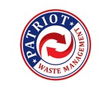 http://www.logocontest.com/public/logoimage/1450959313PATRIOT WASTE MANAGEMENT-IV05.jpg