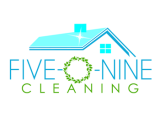 http://www.logocontest.com/public/logoimage/1513915406Five o nine Cleaning-2-01.png