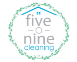 http://www.logocontest.com/public/logoimage/1514195265Five o nine Cleaning-2-01.png