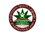http://www.logocontest.com/public/logoimage/1532800678Expressions Speech, Language, _ Myofunctional Center_14.jpg