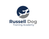 http://www.logocontest.com/public/logoimage/1569155444Russell Dog Training Academy 1.png