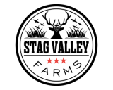 https://www.logocontest.com/public/logoimage/1560549758stag valey farms B12.png
