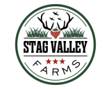 https://www.logocontest.com/public/logoimage/1560549882stag valey farms B18.png