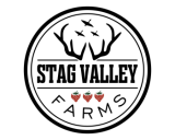https://www.logocontest.com/public/logoimage/1560558037stag valey farms B20.png