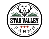 https://www.logocontest.com/public/logoimage/1560817990stag valey farms F8.png