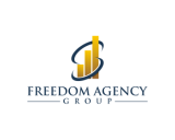 https://www.logocontest.com/public/logoimage/1575877200Freedom Agency group.png