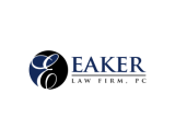 https://www.logocontest.com/public/logoimage/1591678727Eaker Law Firm PC.png