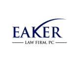 https://www.logocontest.com/public/logoimage/1591687725Eaker Law.png