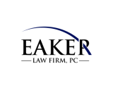 https://www.logocontest.com/public/logoimage/1591688054Eaker Law.png