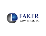 https://www.logocontest.com/public/logoimage/1591688257Eaker Law.png