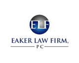 https://www.logocontest.com/public/logoimage/1591688537Eaker Law.png