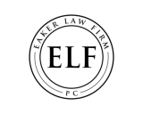 https://www.logocontest.com/public/logoimage/1591689597Eaker Law.png