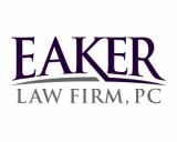 https://www.logocontest.com/public/logoimage/1591788717EAKER LAW FIRM PC6.jpg