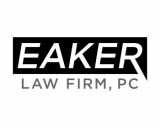 https://www.logocontest.com/public/logoimage/1591790265EAKER LAW FIRM PC7.jpg