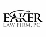 https://www.logocontest.com/public/logoimage/1591794872EAKER LAW FIRM PC11.jpg
