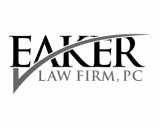 https://www.logocontest.com/public/logoimage/1591853090EAKER LAW FIRM PC28.jpg
