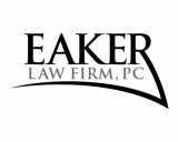 https://www.logocontest.com/public/logoimage/1591853397EAKER LAW FIRM PC29.jpg