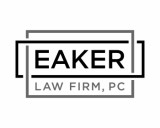 https://www.logocontest.com/public/logoimage/1591853489EAKER LAW FIRM PC30.jpg