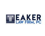 https://www.logocontest.com/public/logoimage/1592059693Eaker Law Firm, PC-03.png