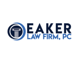 https://www.logocontest.com/public/logoimage/1592059693Eaker Law Firm, PC-04.png