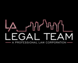 https://www.logocontest.com/public/logoimage/1594819909LA Legal Team.png