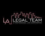 https://www.logocontest.com/public/logoimage/1594822427LA Legal Team.png