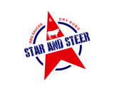 https://www.logocontest.com/public/logoimage/1602653024Star and Steer7.png