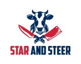 https://www.logocontest.com/public/logoimage/1602836152Star and Steer-01.jpg