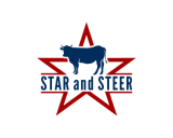 https://www.logocontest.com/public/logoimage/1602855185Star and Steer2.png
