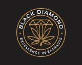 https://www.logocontest.com/public/logoimage/1611255370Black Diamond excellence in extracts Logo 1.jpg