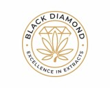 https://www.logocontest.com/public/logoimage/1611255388Black Diamond excellence in extracts Logo 2.jpg