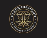 https://www.logocontest.com/public/logoimage/1611255408Black Diamond excellence in extracts Logo 3.jpg