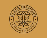 https://www.logocontest.com/public/logoimage/1611255477Black Diamond excellence in extracts Logo 6.jpg