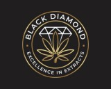 https://www.logocontest.com/public/logoimage/1611255492Black Diamond excellence in extracts Logo 7.jpg