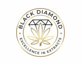 https://www.logocontest.com/public/logoimage/1611255506Black Diamond excellence in extracts Logo 8.jpg