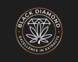 https://www.logocontest.com/public/logoimage/1611255518Black Diamond excellence in extracts Logo 9.jpg