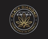https://www.logocontest.com/public/logoimage/1611305900Black Diamond excellence in extracts Logo 13.jpg