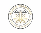 https://www.logocontest.com/public/logoimage/1611305915Black Diamond excellence in extracts Logo 14.jpg