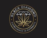 https://www.logocontest.com/public/logoimage/1611305931Black Diamond excellence in extracts Logo 15.jpg