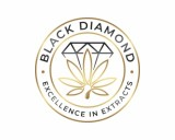 https://www.logocontest.com/public/logoimage/1611305944Black Diamond excellence in extracts Logo 16.jpg