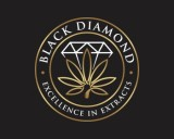https://www.logocontest.com/public/logoimage/1611305959Black Diamond excellence in extracts Logo 17.jpg