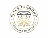 https://www.logocontest.com/public/logoimage/1611305973Black Diamond excellence in extracts Logo 18.jpg