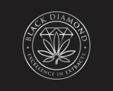 https://www.logocontest.com/public/logoimage/1611305989Black Diamond excellence in extracts Logo 19.jpg
