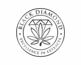 https://www.logocontest.com/public/logoimage/1611306003Black Diamond excellence in extracts Logo 20.jpg