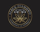 https://www.logocontest.com/public/logoimage/1611306049Black Diamond excellence in extracts Logo 23.jpg