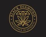 https://www.logocontest.com/public/logoimage/1611306579Black Diamond excellence in extracts Logo 25.jpg