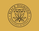 https://www.logocontest.com/public/logoimage/1611306592Black Diamond excellence in extracts Logo 26.jpg