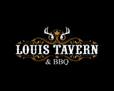 https://www.logocontest.com/public/logoimage/1619109446LOUIS TAVERN _ BBQ 28.png